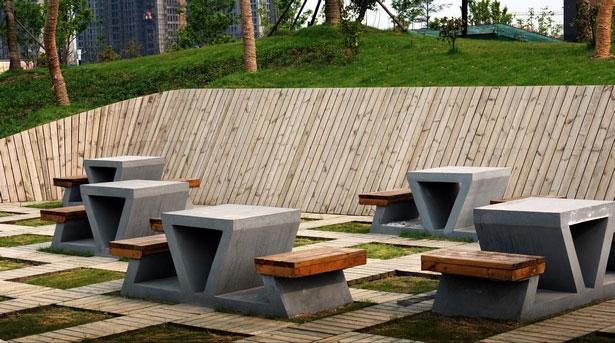 莱蒙城城市公园景观设计