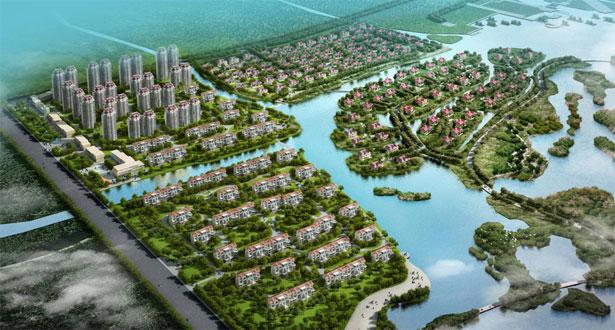 远东环保主题公园528亩住宅小区