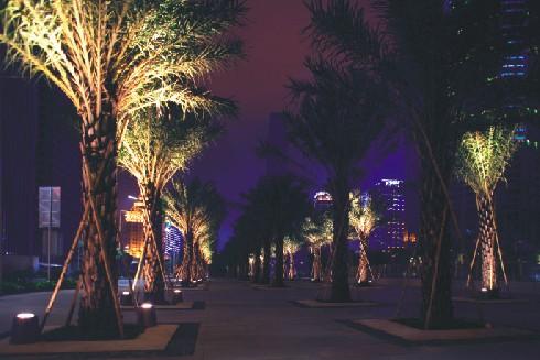城市景观照明的核心问题